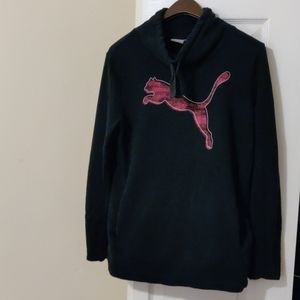 Puma sweatshirt with pockets